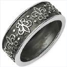 .925 Sterling Silver Designer Ring